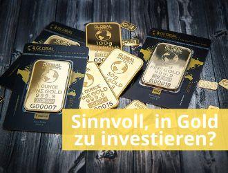 Gold kaufen macht es Sinn
