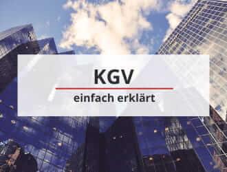 KGV einfach erklärt