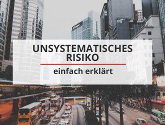 unsystematisches risiko